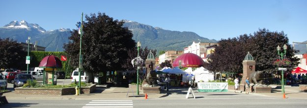 Downtown Revelstoke Cropped5135